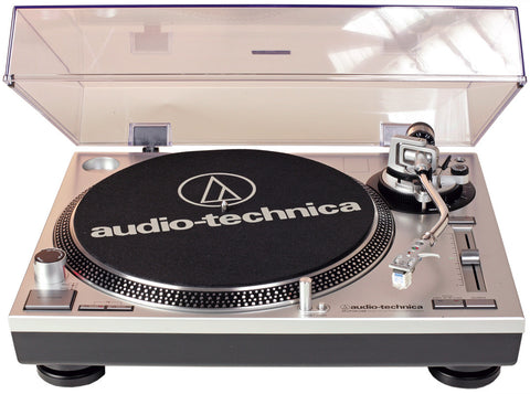 Audio Technica ATLP120USB USB Turntable - L.A. Music - Canada's Favourite Music Store!