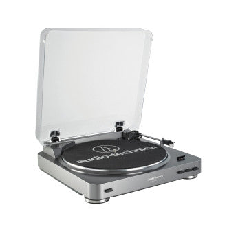 Audio Technica ATLP60 Turntable - L.A. Music - Canada's Favourite Music Store!