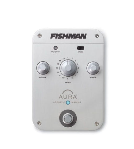 Fishman Aura A01 Acoustic Imaging Pedal Orchestra OPEN BOX