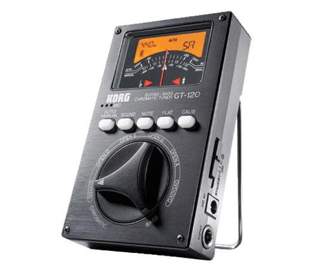 Korg Guitar/ Bass/ Chromatic Tuner Analog Meter GT120