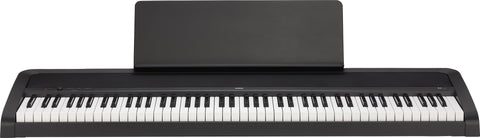 Korg 88 key hammer action Piano Black B2-BK
