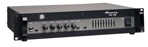 Ampeg B2RE Rackmount Bass Amplifier Head (450 Watts) - L.A. Music - Canada's Favourite Music Store!