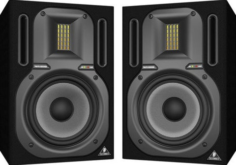 Behringer B3030A 2 Way Active Ribbon Studio Reference Monitor - L.A. Music - Canada's Favourite Music Store!