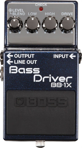 Boss BB-1X Bass Driver Pedal - L.A. Music - Canada's Favourite Music Store!