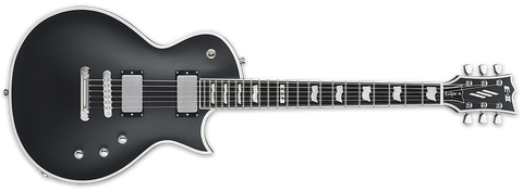 ESP E-II ECLIPSE BB IN BLACK SATIN