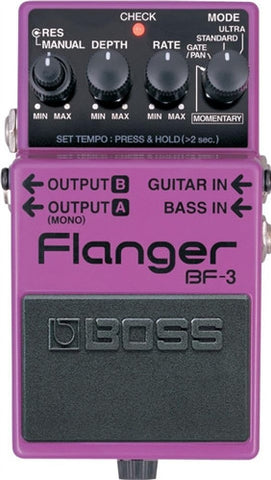 Boss BF 3 Flanger - L.A. Music - Canada's Favourite Music Store!