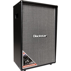"Blackstar HT212VOCMKII 2x12"" Vertical Slanted Front Electric Guitar Extension Cabinet"