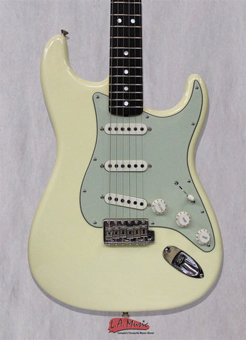 Fender Custom Shop 1969 Stratocaster Closet Classic Faded Vintage White 9230721841 - L.A. Music - Canada's Favourite Music Store!