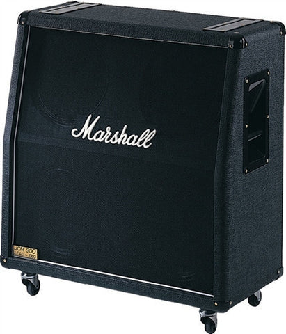 Marshall 280 Watt 4 X 12 Switchable Stereo Angled Cabinet 1960AV - L.A. Music - Canada's Favourite Music Store!
