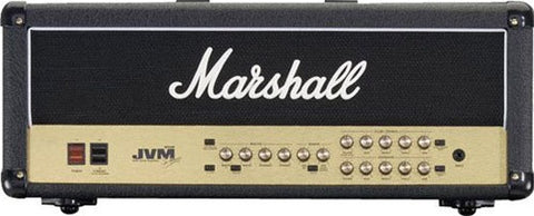 Marshall 2 Channel 50 Watt Valve Head JVM205H