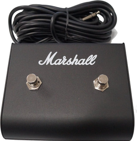 Marshall Dual Latching FootSwitch PEDL91004