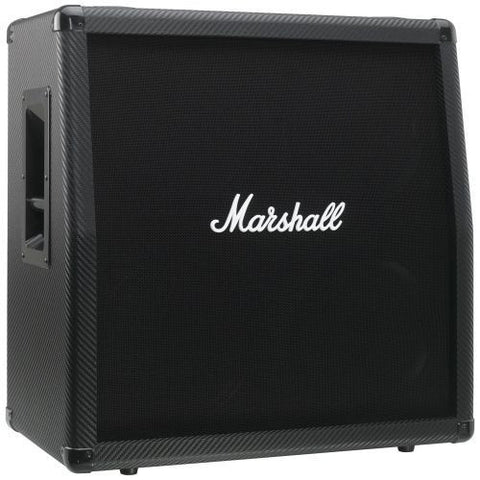 Marshall 100 Watt 4 X 12 Angled Speaker Cabinet MG412ACF