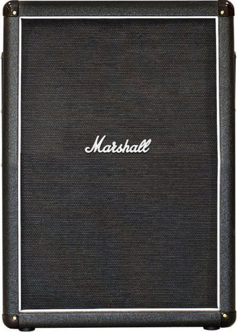 "Marshall 100 Watt 2 X12"" Angle Cabinet With Celestion Seventy 80' Speakers MX212A"