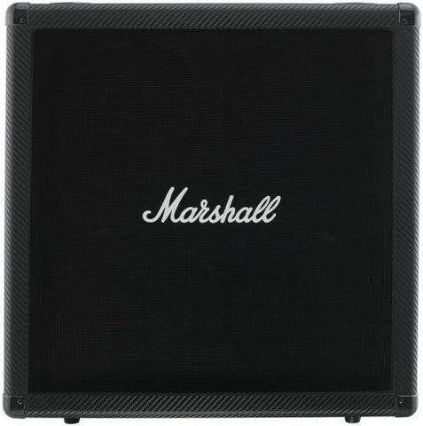 Marshall 100 Watt 4 X 12 Straight Speaker Cabinet MG412BCF