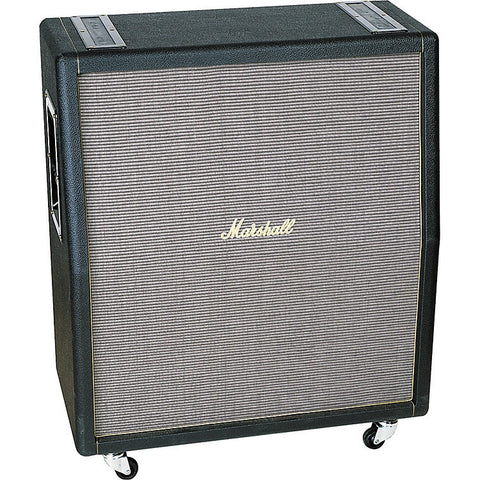 Marshall 100 Watt 4X12 Original TAll Vintage Greenbacks 1960TV - L.A. Music - Canada's Favourite Music Store!