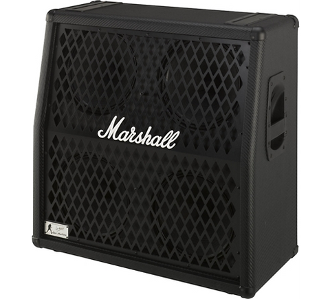 Marshall Dave Mustaine Custom 4X12 Bottom Cab 1960BDM - L.A. Music - Canada's Favourite Music Store!