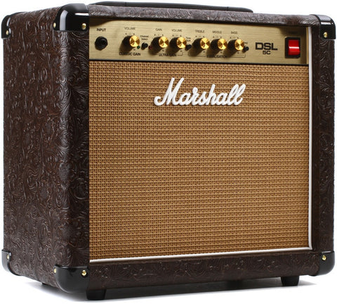Marshall DSL5 Limited Edition Western Combo Amplifier - L.A. Music - Canada's Favourite Music Store!
