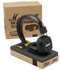 Marshall M-ACCS-00103 Major Headphones With Foldable Leather Effect Band - L.A. Music - Canada's Favourite Music Store!