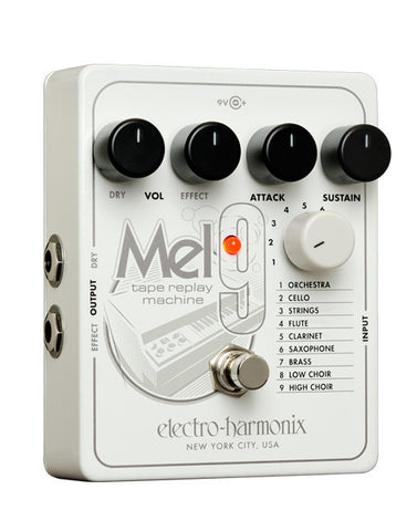 Electro-Harmonix MEL9 Tape Replay Machine - L.A. Music - Canada's Favourite Music Store!
