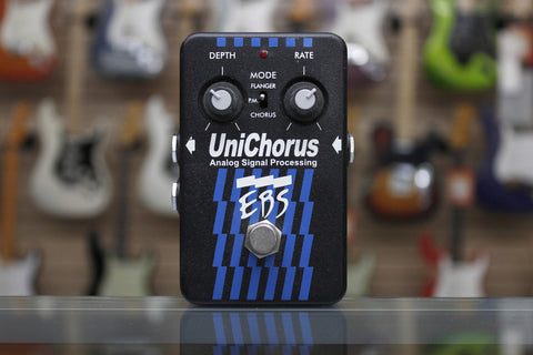 EBS UniChorus Analog Signal Processing Pedal - Used - L.A. Music - Canada's Favourite Music Store!