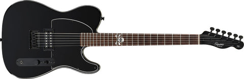 Squier Avril Tele Skull Inlay Black 0301012506