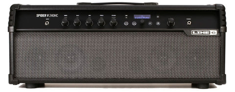 Line 6 Spider V 240HC Head & Combo Amp - L.A. Music - Canada's Favourite Music Store!