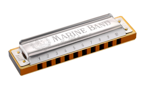 Hohner - Marine Band (Minor) MG