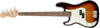 Fender Player Precision Bass Left-Handed, Pau Ferro Fingerboard, 3-Color Sunburst 0149823500