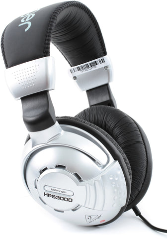 Behringer HPS3000 High Studio Headphones - L.A. Music - Canada's Favourite Music Store!