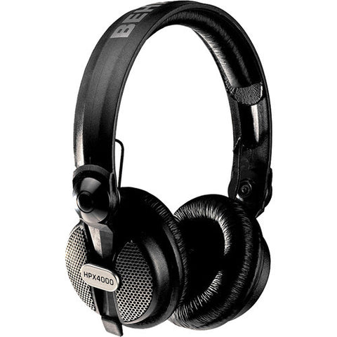 Behringer HPX4000 Closed Type High Definition DJ Headphones - L.A. Music - Canada's Favourite Music Store!