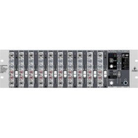 Behringer RX1202FX Ultra Low Noise Design 12 Input Microphone Line Rack Mixer