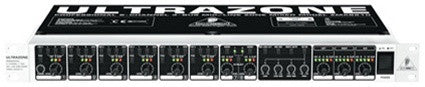 Behringer ZMX8210 Professional 8 Channel 3 Bus Microphone Line Zone Mixer