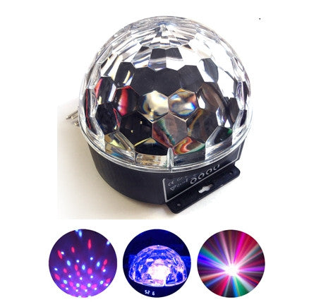 Big Dipper L001 LED Magic Ball Light - L.A. Music - Canada's Favourite Music Store!