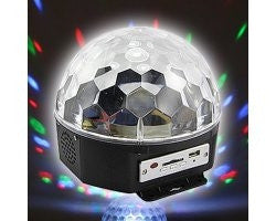 Big Dipper L012 LED Magic Ball Light - L.A. Music - Canada's Favourite Music Store!