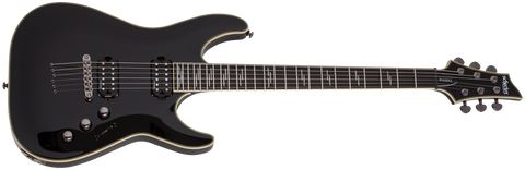 Schecter C-1 Blackjack Gloss Black 2560-SHC