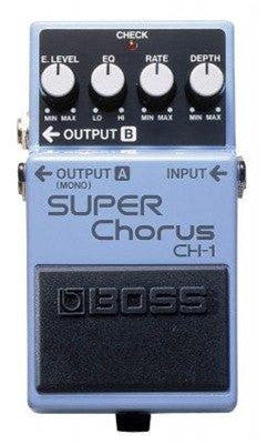 Boss CH 1 Stereo Super Chorus - L.A. Music - Canada's Favourite Music Store!