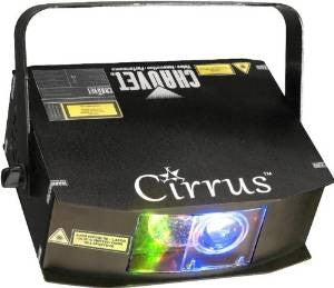 Chauvet Cirrus Laser Web Lighting Effect - L.A. Music - Canada's Favourite Music Store!