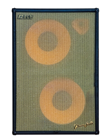 Mark Bass 800 Watt 2X15 Bass Speaker Cabinet CLASSIC-152SH
