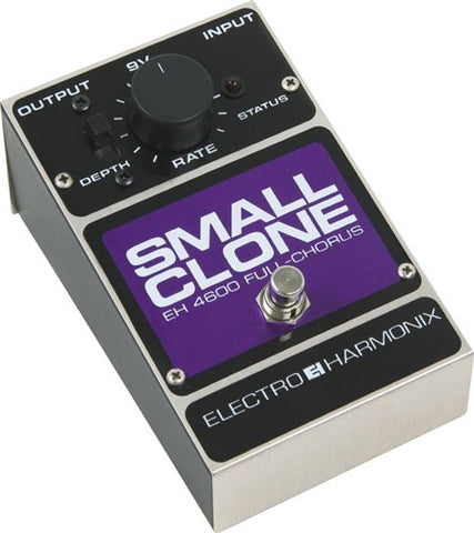 Electro-Harmonix Classics Small Clone Analog Chorus Guitar Effects Pedal - L.A. Music - Canada's Favourite Music Store!