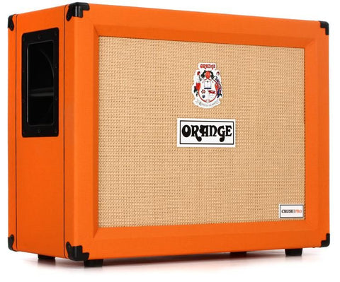Orange CR120C Crush 120 Watt, 2 Channel Guitar Amp 2x12 Combo, w/Digital Reverb & FX loop