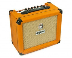 "Orange CRUSH20 Twin channel solid state Crush 1x8"" combo with CabSim headphone out, 20 Watts - L.A. Music - Canada's Favourite Music Store!"