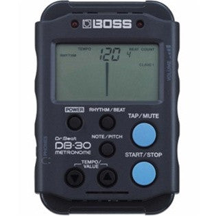 Boss DB 30 Dr. Beat Metronome - L.A. Music - Canada's Favourite Music Store!