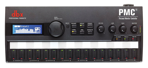 DBX 16-Channel Personal Monitor Controller DBXPMC-16