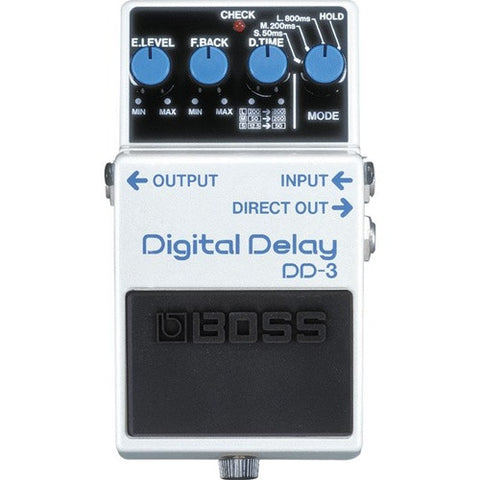Boss DD 3 Digital Delay - L.A. Music - Canada's Favourite Music Store!