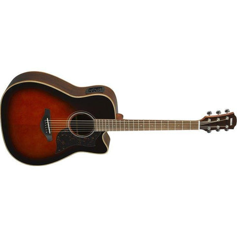 Yamaha A1R TBS ELECTRIC ACOUSTIC GUITAR A1R TOBACCO BROWN SUNBURST