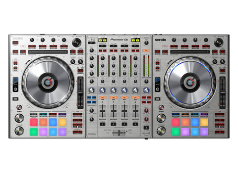 Pioneer DDJ-SZ Share Professional 4-channel Serato DJ controller with performance pads (black)