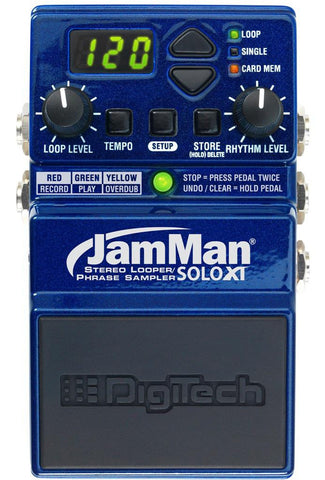 DigiTech JamMan Solo XT - Stompbox Looper with Stereo I/O and Sync - L.A. Music - Canada's Favourite Music Store!