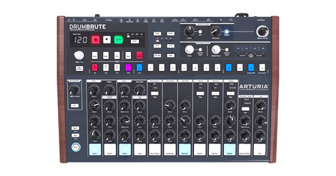 Arturia Analog Drum Synthesizer DRUMBRUTE
