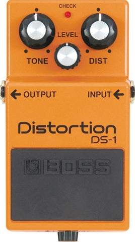 Boss DS-1 Distortion Pedal - L.A. Music - Canada's Favourite Music Store!