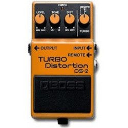 Boss DS 2 Turbo Distortion - L.A. Music - Canada's Favourite Music Store!